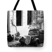 Oldtimer Ladies Tote Bag
