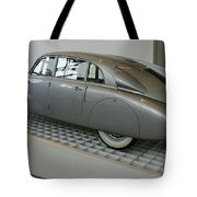 Oldtimer Tatra T87 Tote Bag