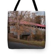 Oldtown Covered Bridge Tote Bag
