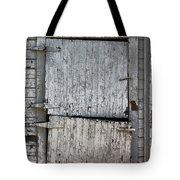 Ole Barn Door Tote Bag