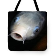 Ole Blue Eyes Tote Bag