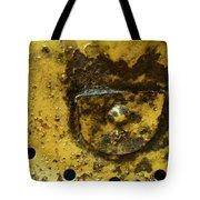 Ole Yeller Tote Bag