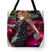 Olga 10 Tote Bag