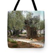 Olive Garden Tote Bag