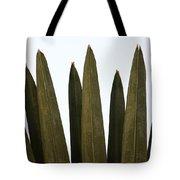 Olive Palm Tote Bag