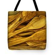 Olive Wood Tote Bag