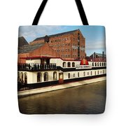 Oliver Cromwell Tote Bag
