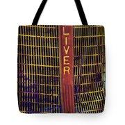 Oliver Twisted Tote Bag