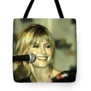 Olivia Newton John Tote Bag