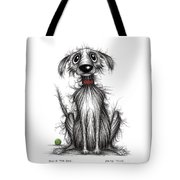 Ollie The Dog Tote Bag