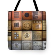 Olympic Metals Tote Bag
