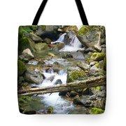 Olympic Range Stream Tote Bag