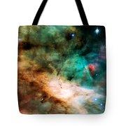 Omega Swan Nebula 2 Tote Bag