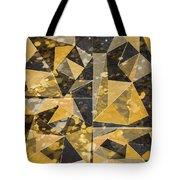 Omg Modern Triangles II Tote Bag