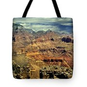 On A Clear Day You Can See Forever Tote Bag