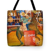 On A Dime Tote Bag