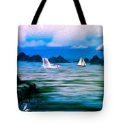 On A Lazy Day Series 3 Tote Bag