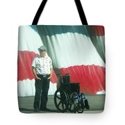 On American Streets Tote Bag