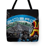On Board Stefan Belloff Nurburgring Record Tote Bag