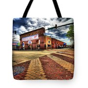 On Broadway Tote Bag