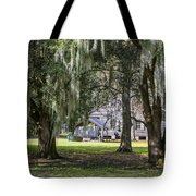On Destrehan Plantation Tote Bag