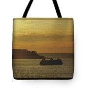 On Golden Sound Tote Bag