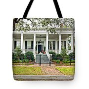 On Guard In New Orleans Tote Bag