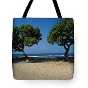 On Hawaii's The Big Island Tote Bag