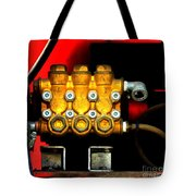On Hold Tote Bag