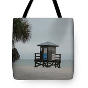 No Lifeguard On Duty Tote Bag