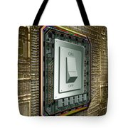 On Off Switch On Circuits Tote Bag