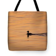 On Painted Waters Tote Bag