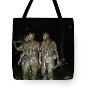 On Patrol Tote Bag