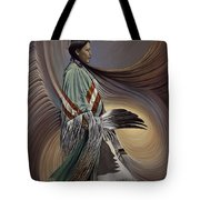 On Sacred Ground Series I Tote Bag
