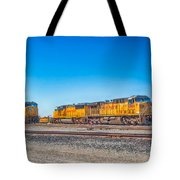 On Standby Tote Bag