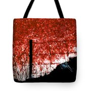 On The Abyss Tote Bag