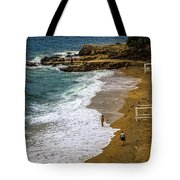 On The Beach - Dubrovnic Tote Bag