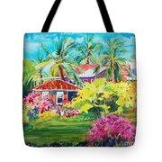 On The Big Island Tote Bag