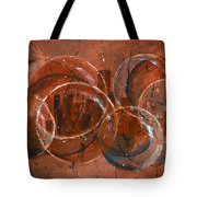 On The Bubble Tote Bag