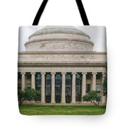 On The Campus Of Mit - Cambridge Massachusetts Tote Bag