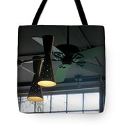 On The Ceiling Tote Bag