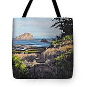 On The Coast Tote Bag