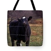 On The Edge Of Madness Tote Bag