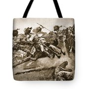 On The Expedition To Pao-ting-fu A Tote Bag