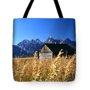 On The Flats Tote Bag