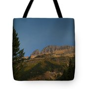 On The Going To The Sun Road  Tote Bag