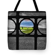 On The Green Tote Bag