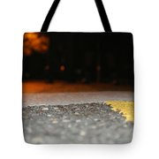 On The Ground Tote Bag