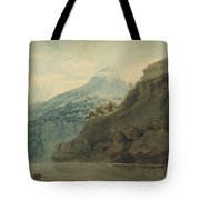 On The Gulf Of Salerno Near Vietri Tote Bag