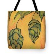 On The Hop Vine  Tote Bag